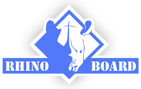Rhino Board- REVOLUTIONARY WATERJET CUTTING SURFACE